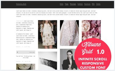 Free_Tumblr_Grid_Theme_Kitsune Grid
