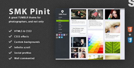 Tumblr_Grid_Theme_Responsive_SMK_Pinit