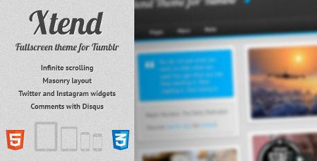 Tumblr_Grid_Theme_Responsive_Xtend