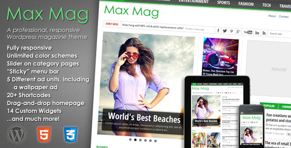 max_mag_wordpress_theme