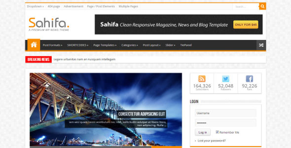 sahifa_theme_review