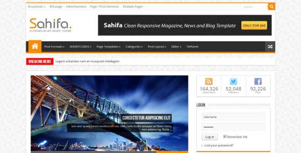 sahifa_theme_review