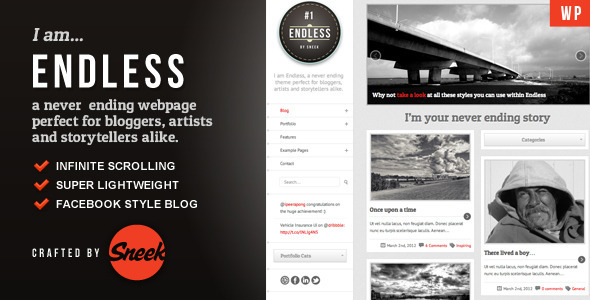 Endless-Infinite-Scrolling-Pinterest-Style-WordPress-Theme