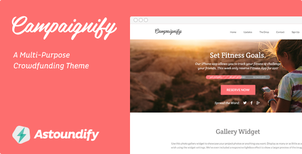 campaignify-crowdfunding-wordpress-theme