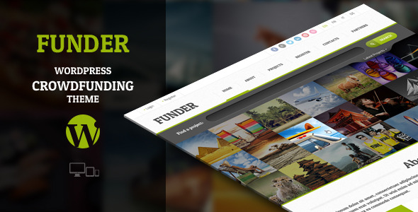 funder-crowdfunding-wordpress-theme