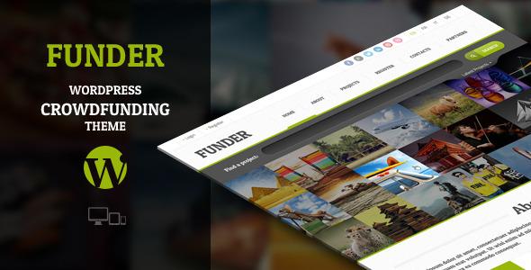 funder-crowdfunding-wordpress-theme