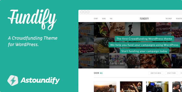 fundify-crowdfunding-wordpress-theme