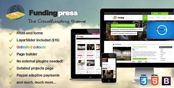 fundingpress-crowdfunding-wordpress-theme