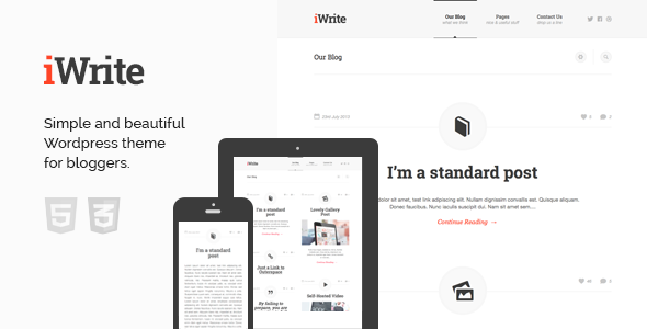 iwrite-wordpress-theme