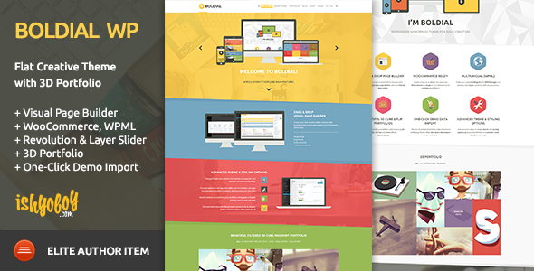 flat-wordpress-theme-boldial