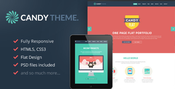flat-wordpress-theme-candy