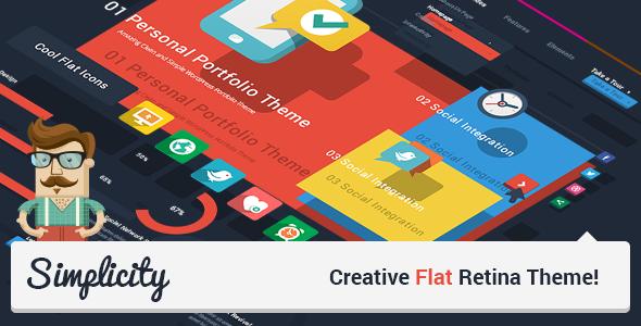 flat-wordpress-theme-simplicity
