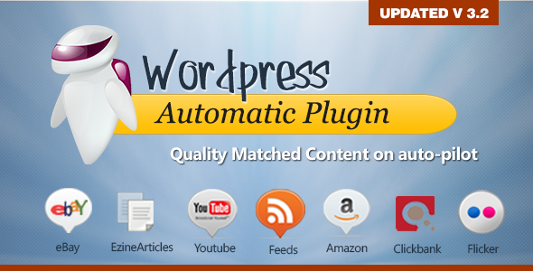 This plugin can create blog post and pull content from Amazon automatically.