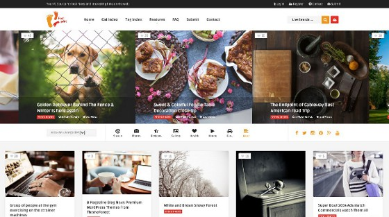 masonry-wordpress-theme
