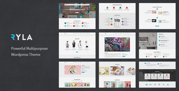 ryla-wordpress-theme